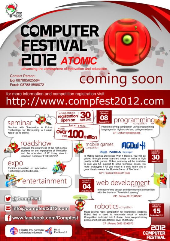Compfest 2012