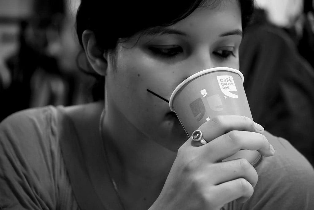 Teh hijau atau kopi (sumber)