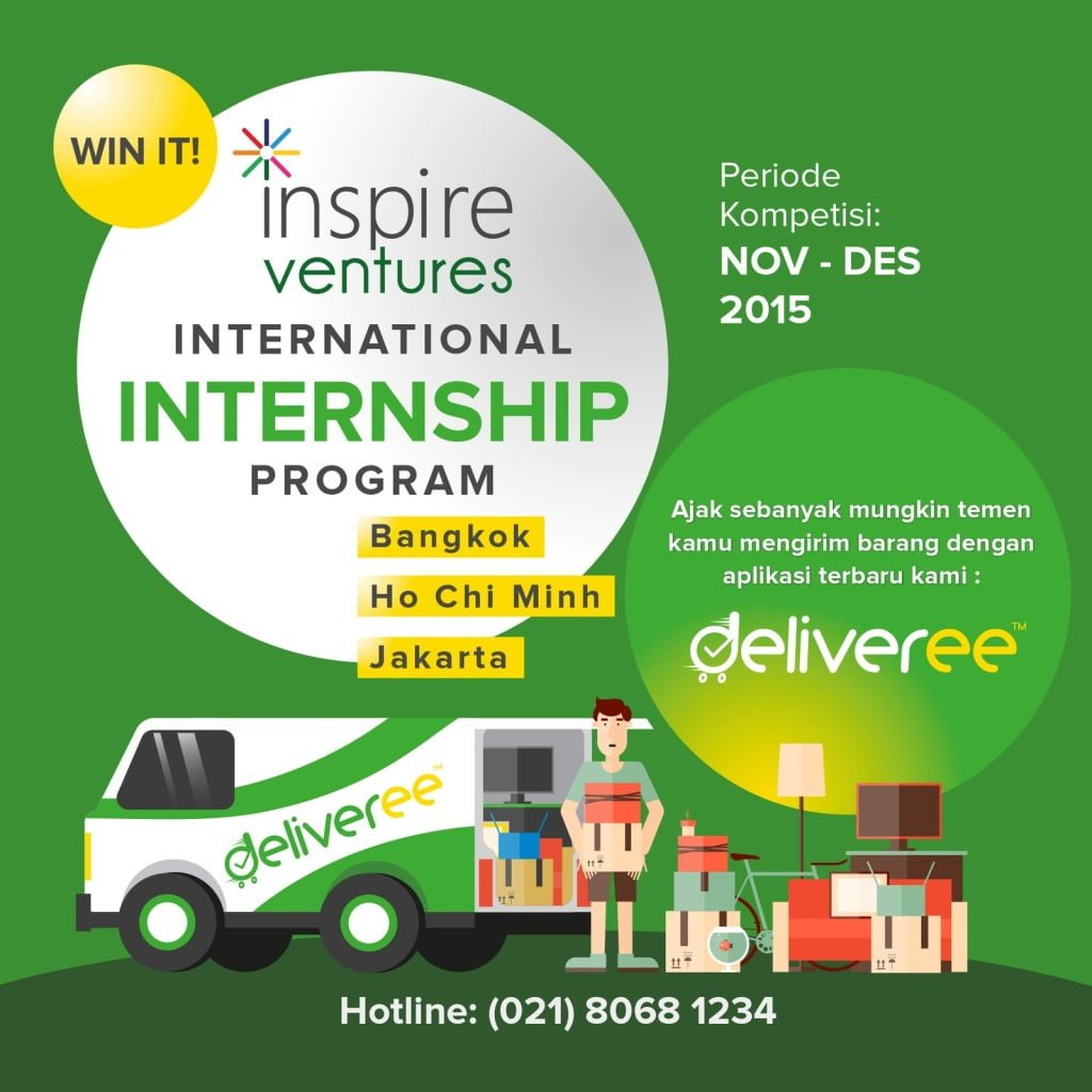 Inspire Ventures International Internship Program