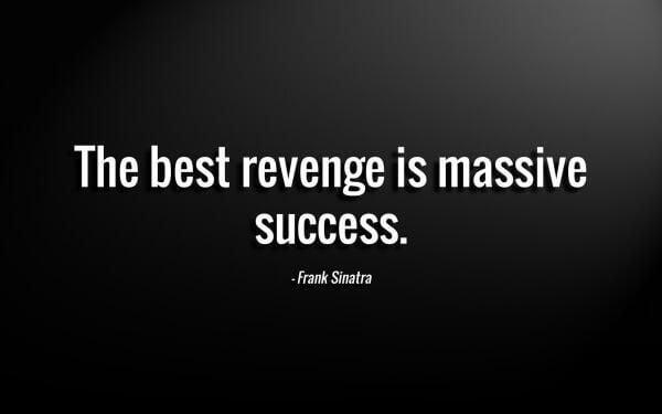 Balas dendamlah dengan cara yang elegan melalui kesuksesanmu via @sianahopkins