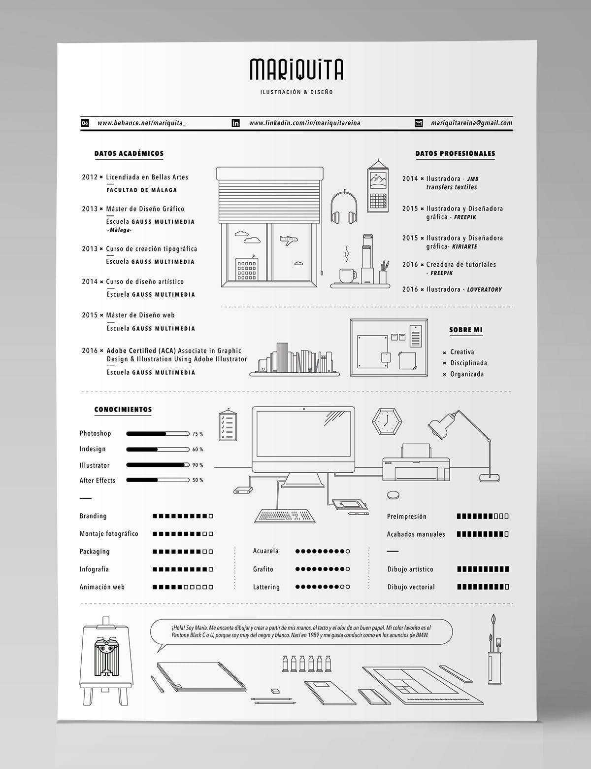 cara membuat cv dalam format pdf